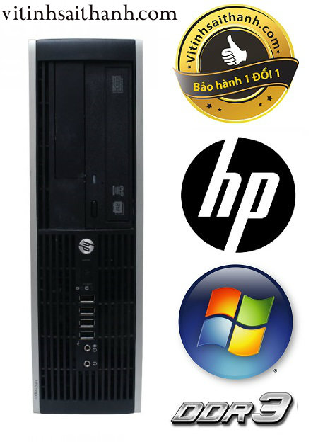 HP 6300 PRO CORE I3 3220 IVY BRIDGE DDR3 4GB - HDD 160GB